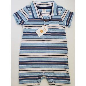 Gymboree Baby Boy Striped Romper